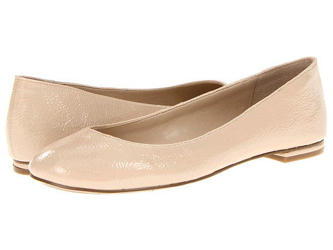 Balerini Nine West - OurLove - Ivory Synthetic