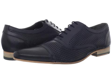 Pantofi Ted Baker - Yersay - Dark Blue Leather