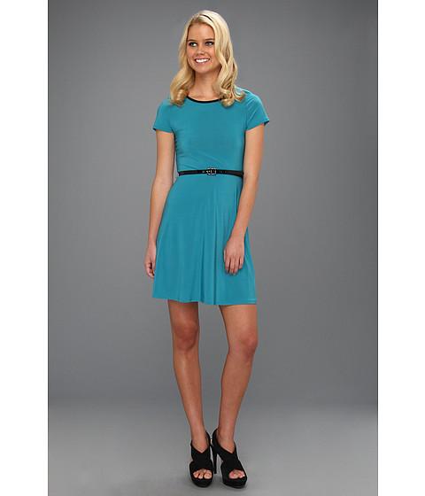 Rochii Christin Michaels - Latona Dress - Jade