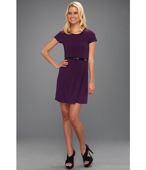 Rochii Christin Michaels - Latona Dress - Purple