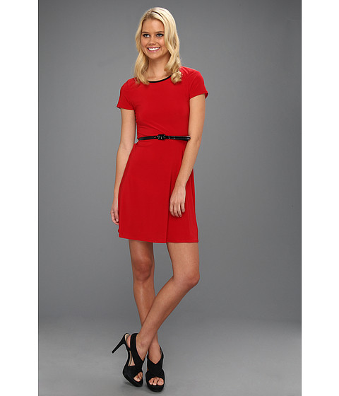 Rochii Christin Michaels - Latona Dress - Red