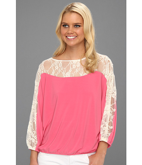 Bluze Christin Michaels - Kaeya Top - Pink