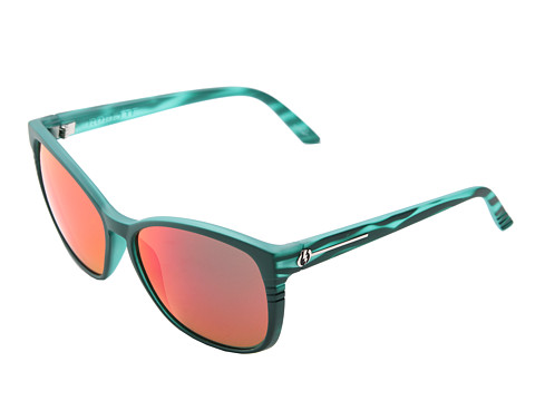 Ochelari Electric Eyewear - Rosette - Coral Green/Grey Plasma Chrome