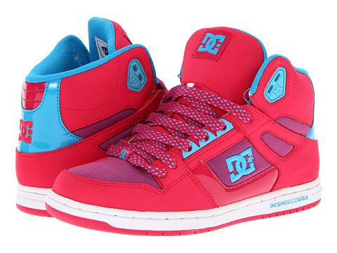 Adidasi DC - Rebound Hi W - Pink