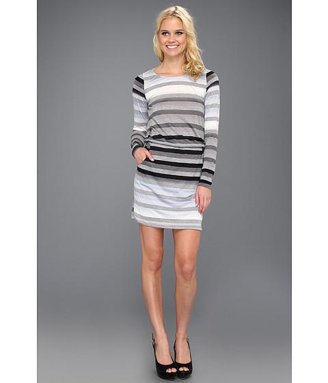 Rochii Big Star - Elayna Dress - Multi Stripe