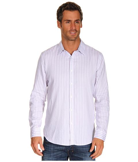 Camasi DKNY - L/S Stripe Shirt - Lavender