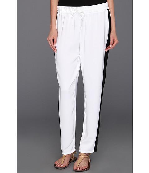 Pantaloni DKNY - Straight Ankle Pant - Classic White