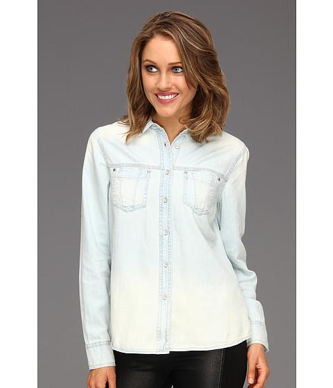 Bluze DKNY - Denim Shirt - Polar Wash