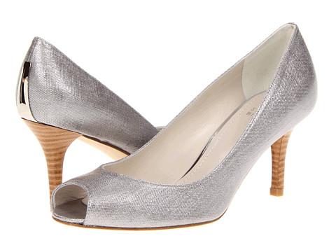 Pantofi Stuart Weitzman - Idpolly - Oyster Summer Linen