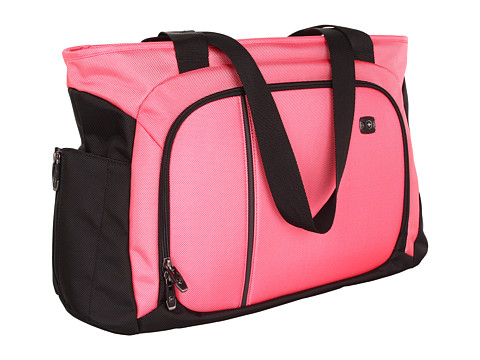 Genti de voiaj Victorinox - Werks Traveler 4.0 WT Travel Tote - Pink/Black