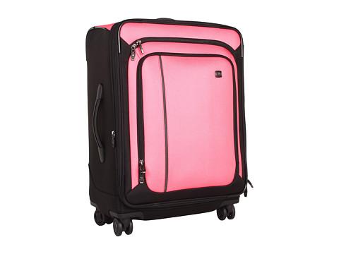 "Genti de voiaj Victorinox - Werks Traveler 4.0 WT 24\"" Expandable 8-Wheel Upright - Pink/Black"