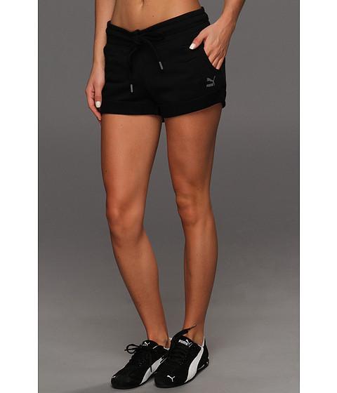 Pantaloni PUMA - Flirty Short - Black