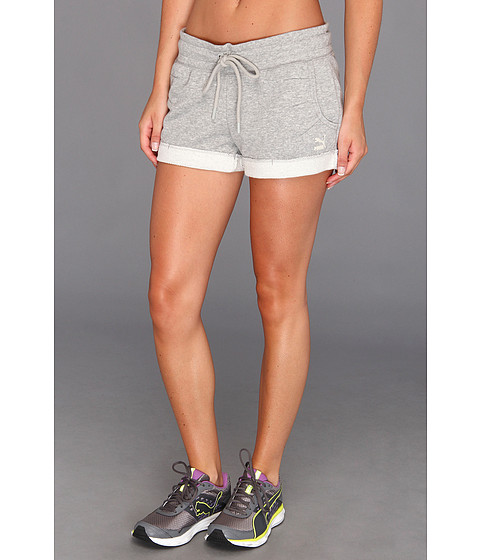Pantaloni PUMA - Flirty Short - Athletic Gray Heather