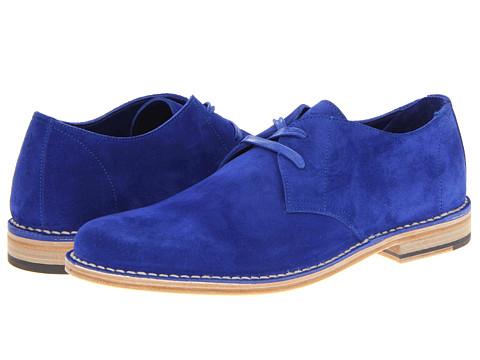 Pantofi DSQUARED2 - Fabiosciu Laced Up Oxford - Cobalt
