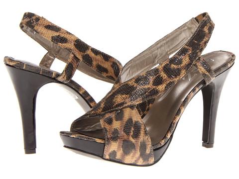 Sandale Type Z - Kaitlyn - Natural Leopard