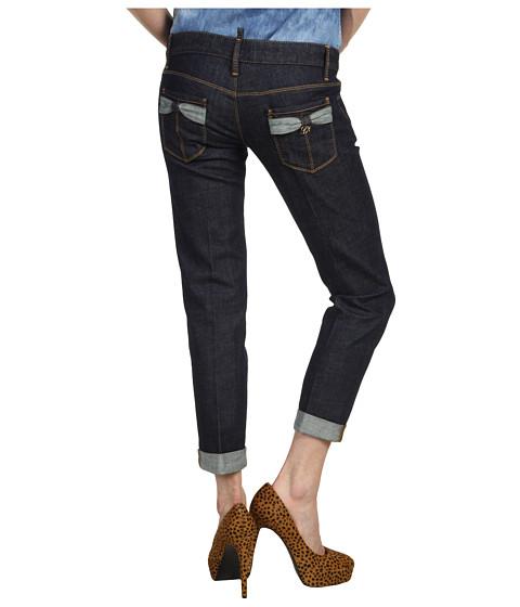Pantaloni DSQUARED2 - S72LA0509 - Blue