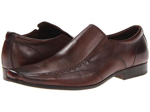 Pantofi Steve Madden - Takovr - Brown Leather