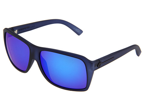 Ochelari Electric Eyewear - Capt. Ahab - Ultra Marine/Grey Blue Chrome