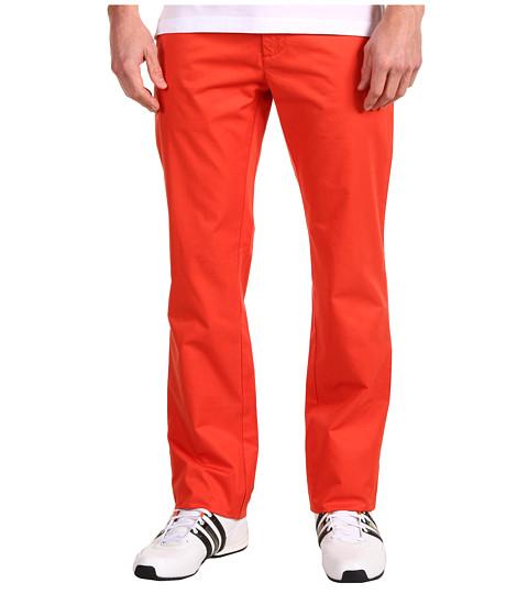 Pantaloni SLVR - Basic Cotton Pant - Chili