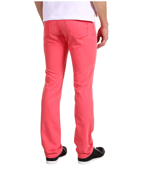 Blugi Versace - Trend Fit Color Denim - Bright Red