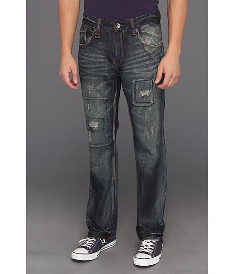 Pantaloni ECKO - Straight Jean in Exchange Wash - Exchange Wash