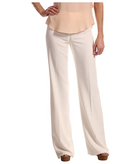 Pantaloni Calvin Klein - Perm - White