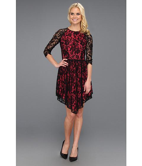 Rochii Dolce Vita - Alondra Lace Dress - Pink