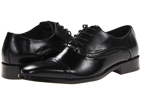 Pantofi Stacy Adams - Bancroft - Black