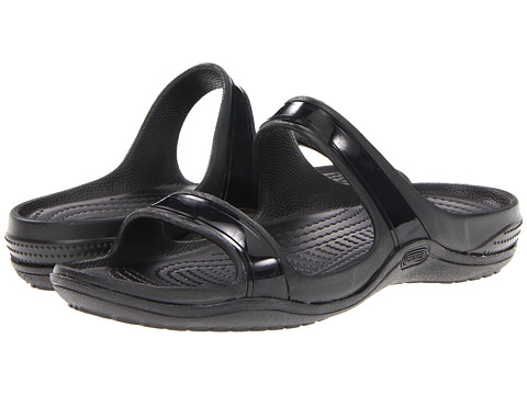 Sandale Crocs - Patra II Sandal - Black/Black