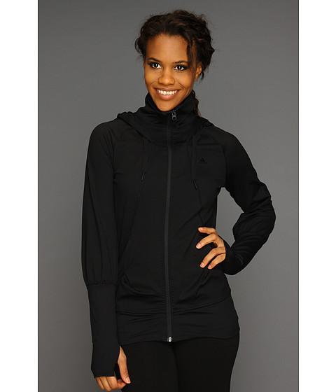 Bluze adidas - PowerLuxe No Fuss Jacket - Black