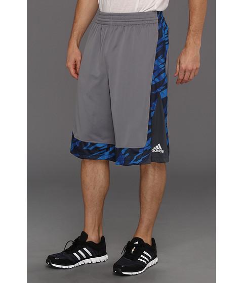 Pantaloni adidas - Edge Camo Short - Tech Grey/Clear Grey