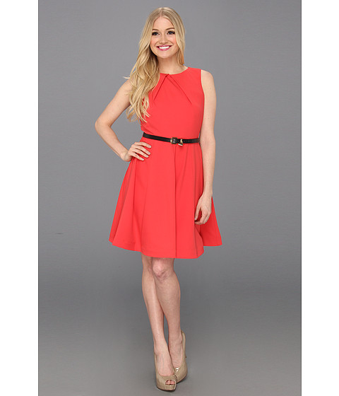 Rochii rsvp - Warna Dress - Coral