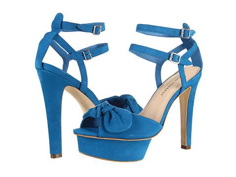 Pantofi Loeffler Randall - Dahlia - Azure
