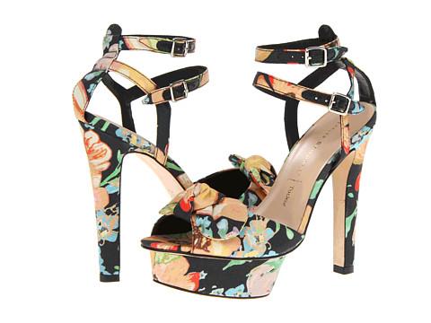 Pantofi Loeffler Randall - Dahlia - Dark Floral