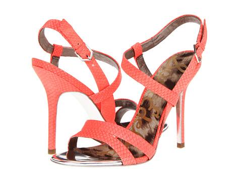 Pantofi Sam Edelman - Abbott - Neon Coral