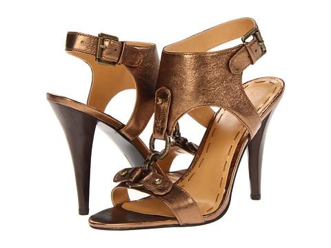 Pantofi Nine West - Bezel - Bronze Metallic Rocher