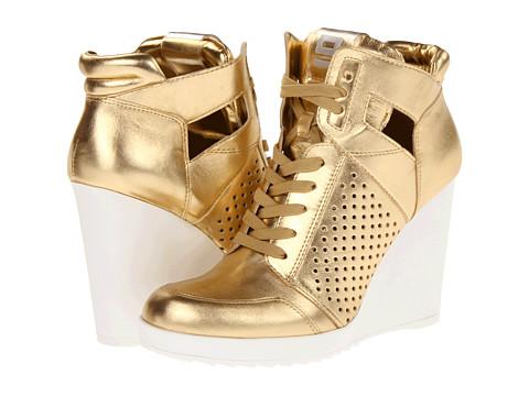 Pantofi Nine West - Easea - Gold Metallic