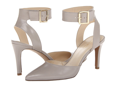 Pantofi Nine West - Callen - Grey Leather