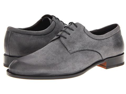 Pantofi BRUNO MAGLI - Rizzicon - Grey Suede