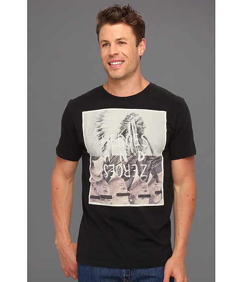 Tricouri Insight Apparel - Heroes and Zeroes Tee - Floyd Black