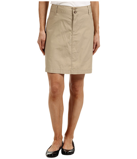 Pantaloni Dockers - Petite Curved Pocket Skooter - Solid - Beachwood