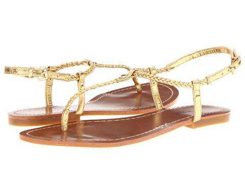 Sandale LAUREN Ralph Lauren - Albany - RL Gold