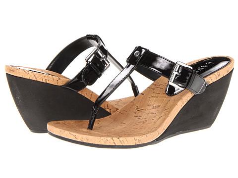 Sandale LAUREN Ralph Lauren - Roseanne - Black