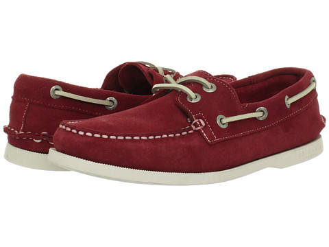 Pantofi Ted Baker - Aback 3 - Red Suede