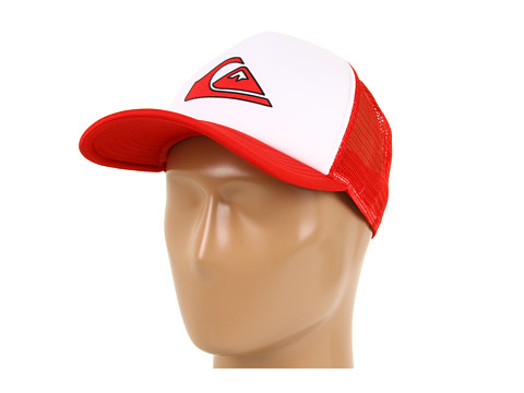 Sepci Quiksilver - Threve - Chili Pepper Red
