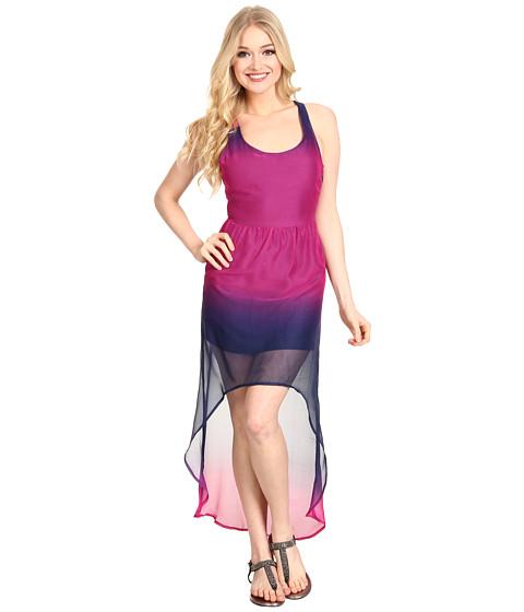Rochii Volcom - Sidewalk Flight Dress - Navy