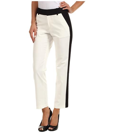 Pantaloni Calvin Klein - Side Stripe Pant - Ivory