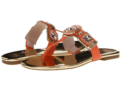 Sandale Vince Camuto - Madith - Ocean Coral/Gold
