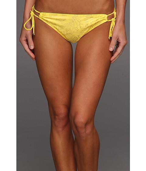 Costume de baie Roxy - Wild Sea Shore 70s Lowrider Tie Side Bottom - Morning Glory