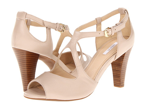 Pantofi Geox - D Marieclaire Hig. S. 3 - Beige